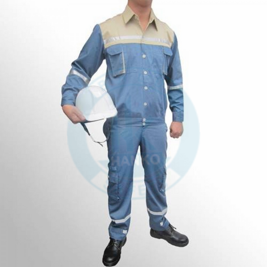 Trang phục bảo hộ 0154