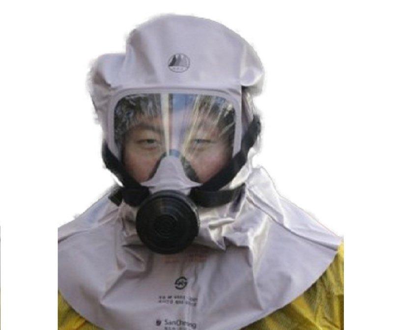 Kết quả hình ảnh cho Mặt nạ phòng khói loại tốt nhất hiện nay! Đó là CM-2 Hàn Quốc.